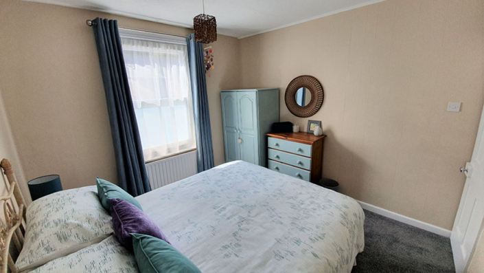 Holiday in Weymouth - Bedroom