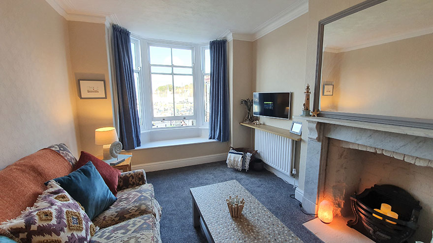 Holiday in Weymouth - Lounge